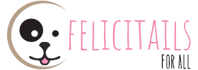 lindsay giguiere, felicitails for all, website logo